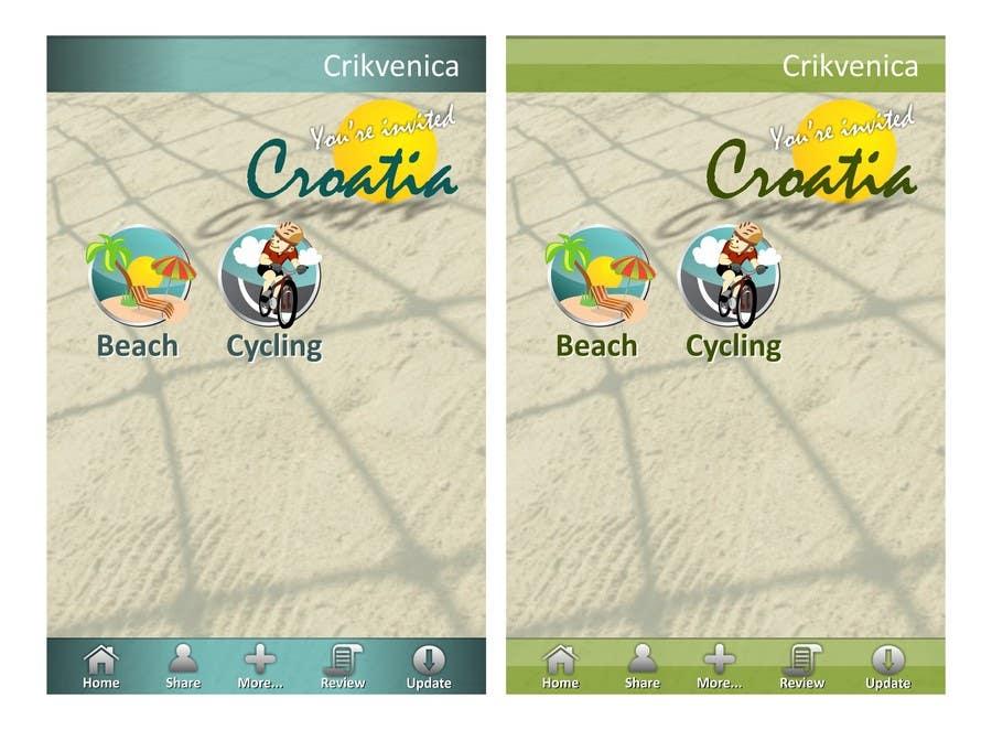 Inscrição nº                                         1                                      do Concurso para                                         Graphic Design for component for mobile app UI - trial project
