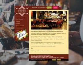nº 7 pour Restaurant par Webguru71