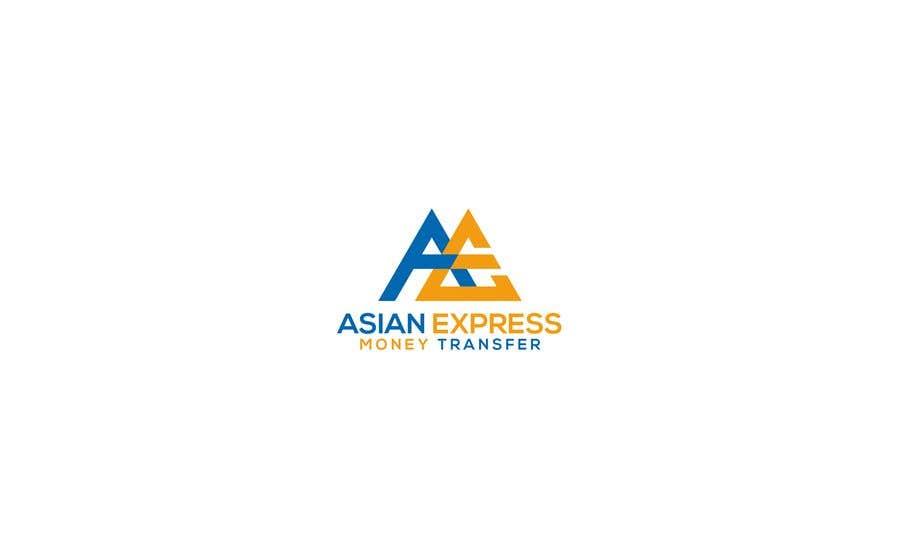 ผลงานการประกวด #104 สำหรับ Asian Express Money Transfer Logo