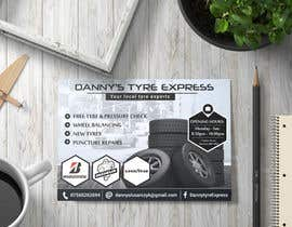 #6 for Design a Tyre Company Leaflet by bhisnusharma
