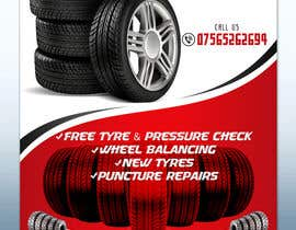 #17 for Design a Tyre Company Leaflet by FantasyZone