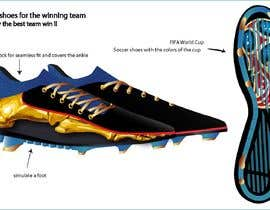#439 cho Design a pair of soccer shoes for your favorite player bởi martarbalina