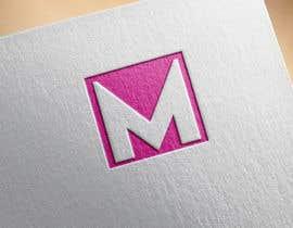"""#72 untuk design me a unique letter """"M"""" oleh skohidujjaman"""