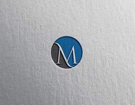 "#18 untuk design me a unique letter ""M"" oleh abdulhamid255322"