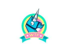 Bdesign18 tarafından I need a logo illustration (Lama Unicorn) için no 19
