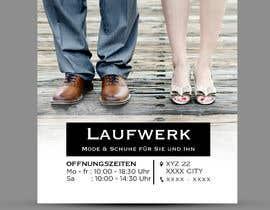 Nro 40 kilpailuun Design a Flyer for a fashion boutique käyttäjältä ephdesign13