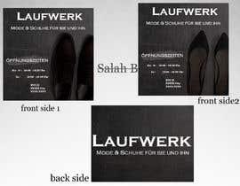 Nro 33 kilpailuun Design a Flyer for a fashion boutique käyttäjältä salihobouriche