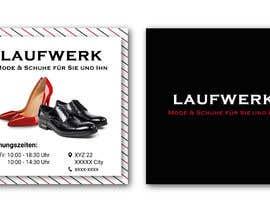 Nro 47 kilpailuun Design a Flyer for a fashion boutique käyttäjältä claudiadebsas