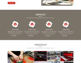 #6 for Build a website for a print shop by adixsoft
