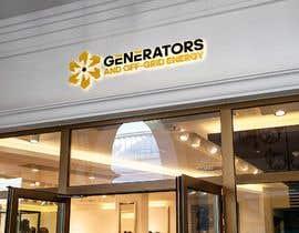 #85 untuk Generators and Off-Grid Energy oleh eddesignswork