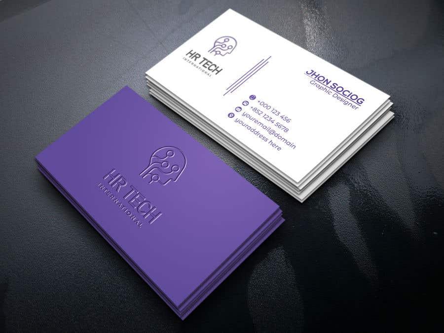 Konkurrenceindlæg #169 for Modern Business Cards Design