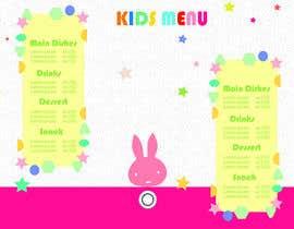 #8 for Kids Menu Design Templates af nita77kurian