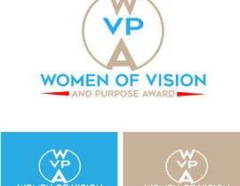 Nro 4 kilpailuun Women of Vision and Purpose logo käyttäjältä RupokMajumder