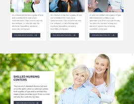 nº 17 pour Design a Home Page and Facilities page in Photoshop par saidesigner87