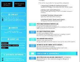#4 for Improve Design (UX/UI) of CV ( Curriculum Vitae) in finance sektor by frontrrr