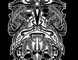 #7 for Create a Traditional Viking/Norse Tattoo Design af Rotzilla