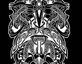 #16 for Create a Traditional Viking/Norse Tattoo Design af Rotzilla