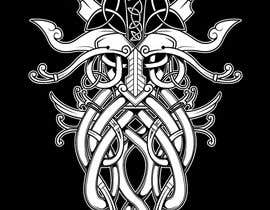 #27 for Create a Traditional Viking/Norse Tattoo Design af Rotzilla