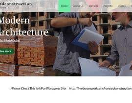 #6 for Realizzare un sito web wordpress a partire da un altro. Con buona qualità di Graphic design. by Baljeetsingh8551