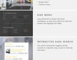 #5 for Realizzare un sito web wordpress a partire da un altro. Con buona qualità di Graphic design. by benardel