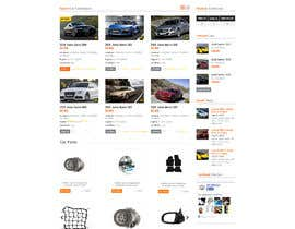 #3 for Wordpress Website for Vehicle-whoesale af RamisRathore