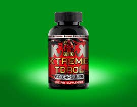#13 for Create Label Theme for Bodybuilding Supplement Company by asadk7555