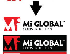 "#23 for I need a logo with the exact same as the attached ""Mi Caves"" logo but instead of ""Mi Caves"" it needs to say ""Mi Global Construction"" in the exact same font and boldness by Mostafiz600"