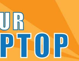 Nro 5 kilpailuun Laptop Repair And Services Signage Design Contest käyttäjältä vinayprabhu1996