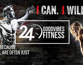 #12 for Design graffiti art for a gym wall by vivekdaneapen