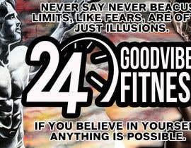 #1 for Design graffiti art for a gym wall af jkjoyia