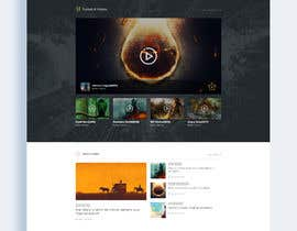 """#14 for build website similar to Netflix look and feel with our content """"starts immediately"""" by FirstCreative"""