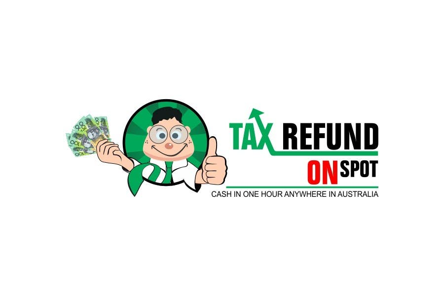 Proposition n°118 du concours Logo Design for Tax Refund On Spot