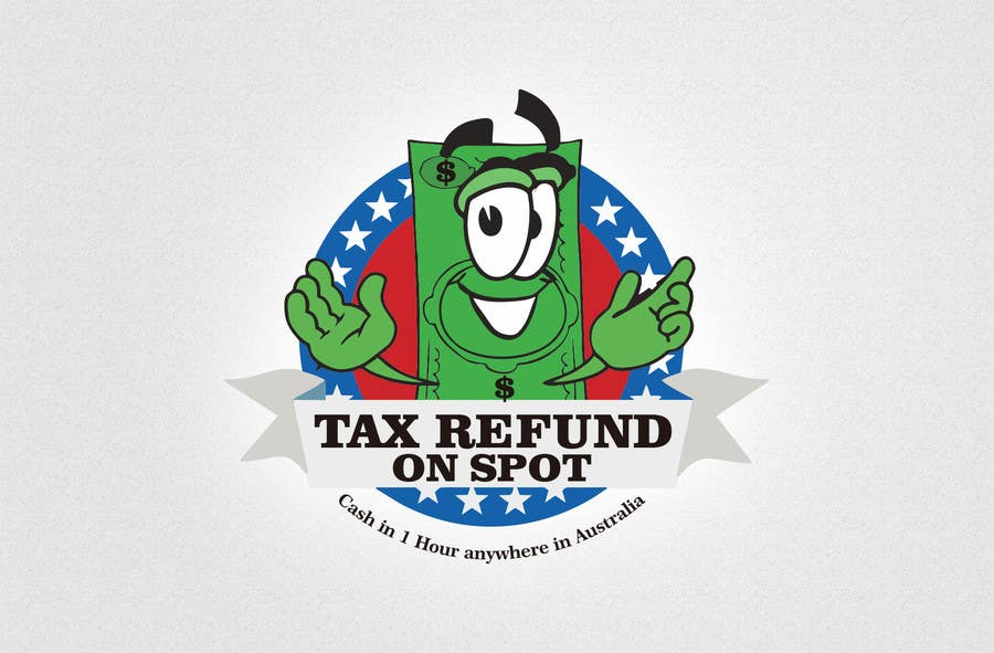 Proposition n°119 du concours Logo Design for Tax Refund On Spot