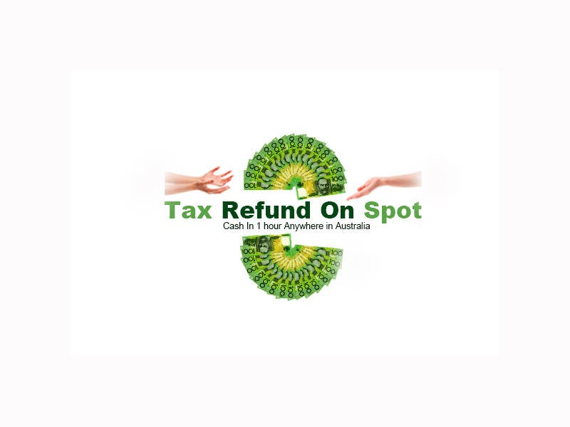 Proposition n°167 du concours Logo Design for Tax Refund On Spot
