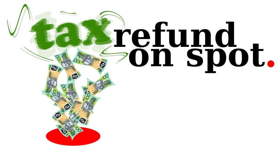 Konkurrenceindlæg #54 for Logo Design for Tax Refund On Spot
