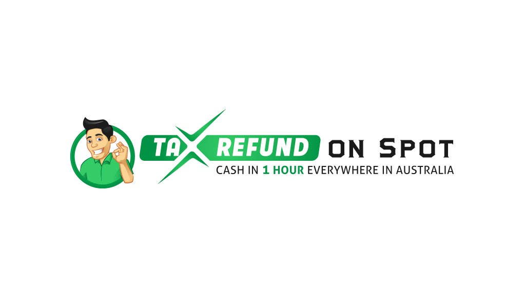 Proposition n°108 du concours Logo Design for Tax Refund On Spot