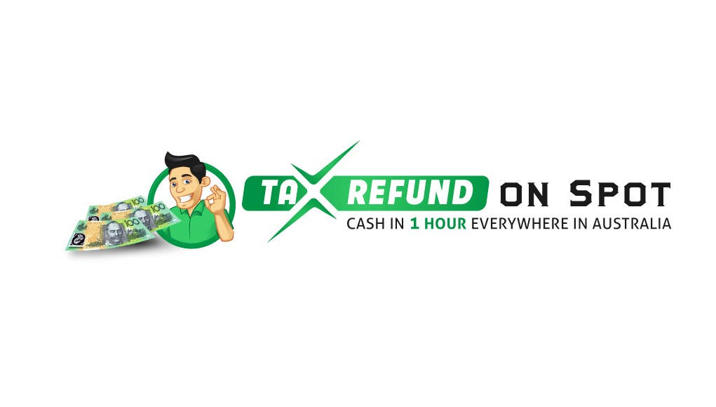 Proposition n°109 du concours Logo Design for Tax Refund On Spot