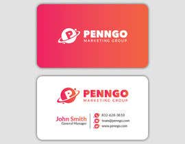 #31 for Design some Business Cards for Penngo Group by papri802030