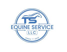 #23 for I need a logo for my new company TS Equine Services LLC. A little background is I provide different care services for horses. Big part of my income is house sitting. I need a simple logo that will look good on business cards or shirts and jackets. by mazaman1985