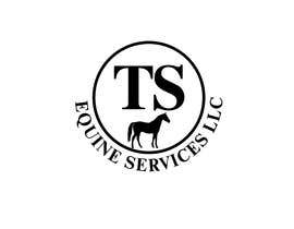 #8 for I need a logo for my new company TS Equine Services LLC. A little background is I provide different care services for horses. Big part of my income is house sitting. I need a simple logo that will look good on business cards or shirts and jackets. by almaktoom