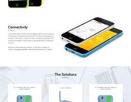 webmastersud tarafından Design a Website Mockup for a temperature monitoring app için no 24