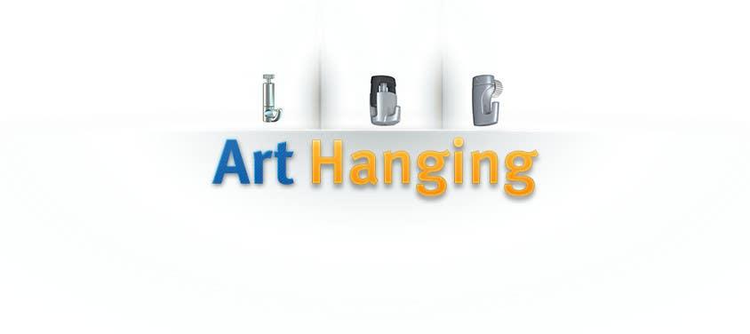 Kilpailutyö #                                        76                                      kilpailussa                                         Logo Design for art-hanging.com