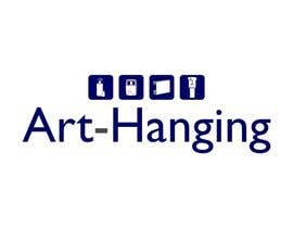 trying2w tarafından Logo Design for art-hanging.com için no 67