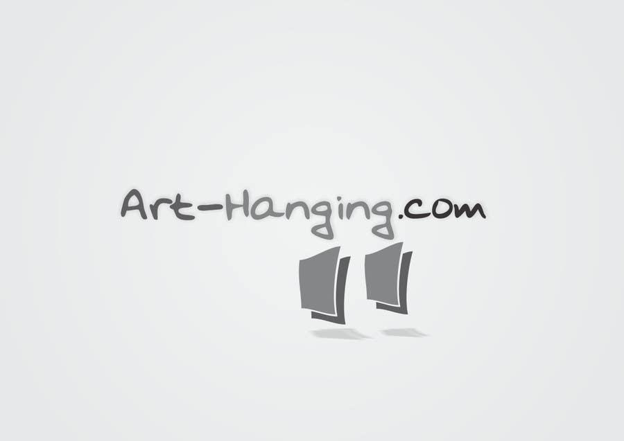 Kilpailutyö #                                        63                                      kilpailussa                                         Logo Design for art-hanging.com