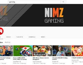 #89 for Design channel art/banner for a new Youtube channel (Gaming) by asik01711