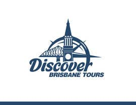 #188 para Logo Design for Discover Brisbane Tours por neXXes