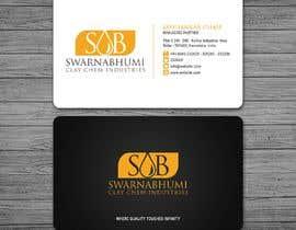 premnice tarafından Design a professional business card for me için no 23
