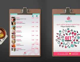 nº 29 pour design menu and rollup stand banner in Arabic par satishandsurabhi