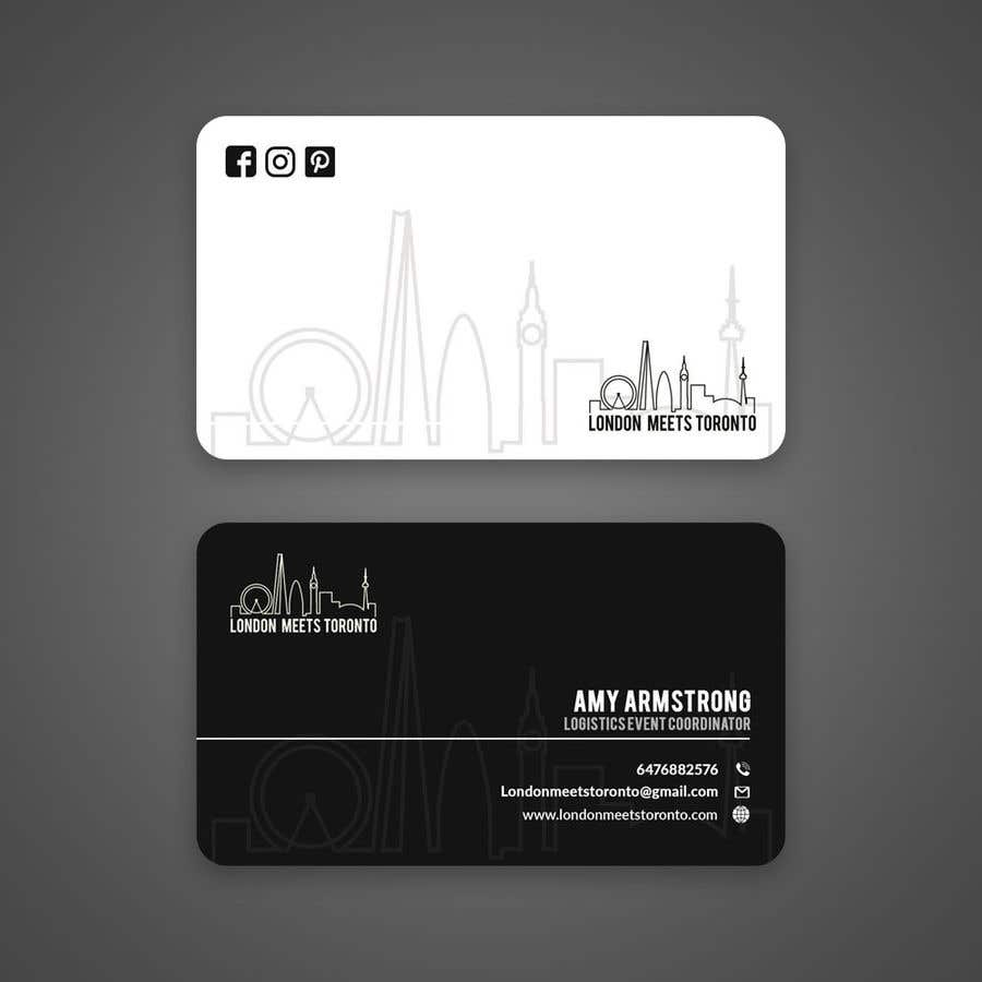 Entry #39 by rahmed03051997 for business card design and proof ...