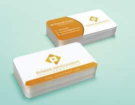 nº 97 pour Design some Business Cards for investor company par Shohaghhossen98
